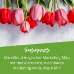 Marketing März
