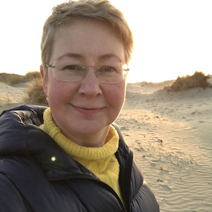 Susanne April Dünen