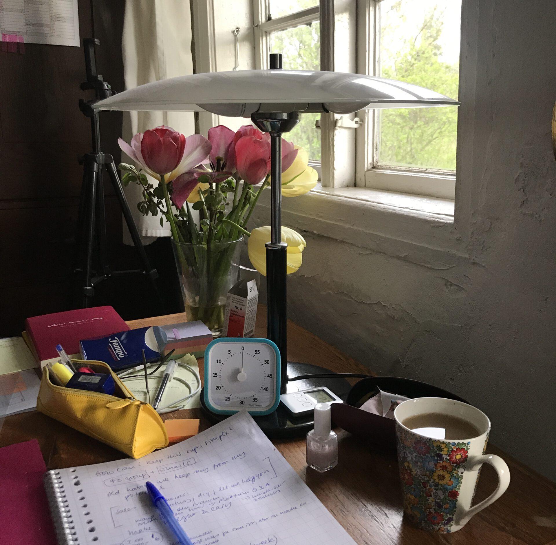 Eichhof Schreibtisch